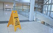 COMMERCIAL CLEANING:
